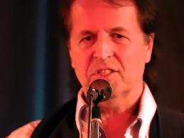 Willi Freibier am 16.12. imVorpommernhus